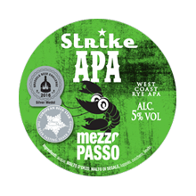 Strike APA 5% VOL. ALC.