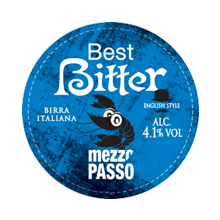 Best Bitter 4,1% VOL. ALC.