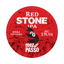 Red Stone Ipa 5,9% VOL. ALC.